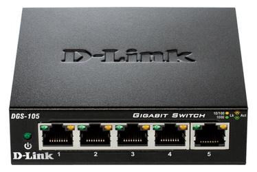 Võrgujaotur D-Link DGS-105/E