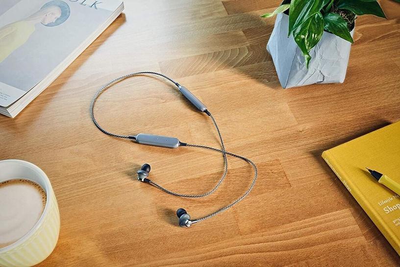 Belaidės ausinės Panasonic RP-HTX20BE Gray
