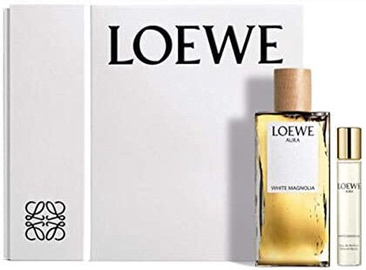 Rinkinys moterims Loewe Aura White Magnolia 2pcs Set 120 ml EDP