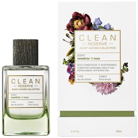 Clean Reserve Sweetbriar & Moss 100ml EDP Unisex