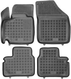 Gumijas automašīnas paklājs REZAW-PLAST Suzuki Ignis III 2016, 4 gab.
