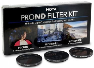 Hoya Filter Kit Pro ND 77mm