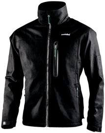 Metabo Cordless Heated Jacket HJA 14.4-18 Black 2XL