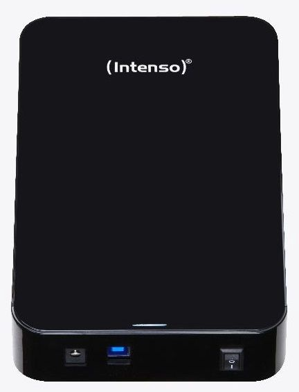 Intenso 3TB Memory Center 3.5'' USB 3.0 Black