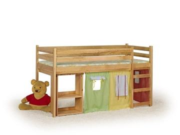 Vaikiška lova Emi alksnio spalvos, 80 x 190 cm