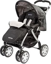 Britton Allroad Stroller Black/Grey