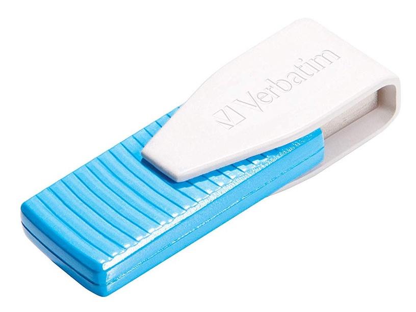 Verbatim Store & Go Swivel 8GB Blue