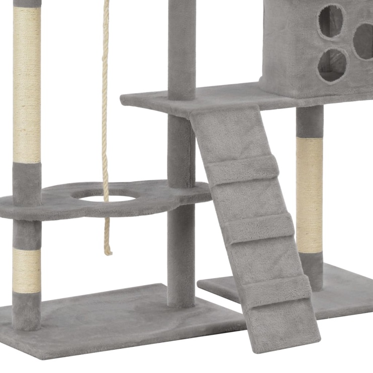 Когтеточка для кота VLX Cat Tree, 1100x400x1800 мм