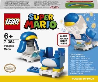 Конструктор LEGO Super Mario Набор усилений «Марио-пингвин» 71384, 18 шт.