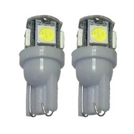 Automobilio lemputės, 2 W, 12 V, T10, W2.1X9.5D, 2 vnt.