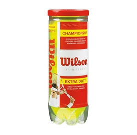 Teniso kamuoliukai Wilson Championship, 3 vnt