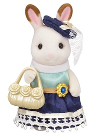 Epoch Sylvanian Families Town Girl Series Chocolate Rabbit 6002