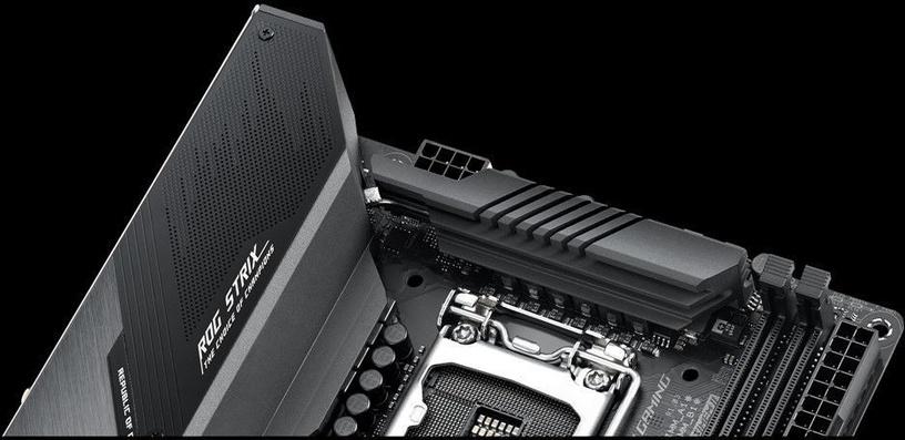 Mātesplate ROG STRIX Z490-I GAMING