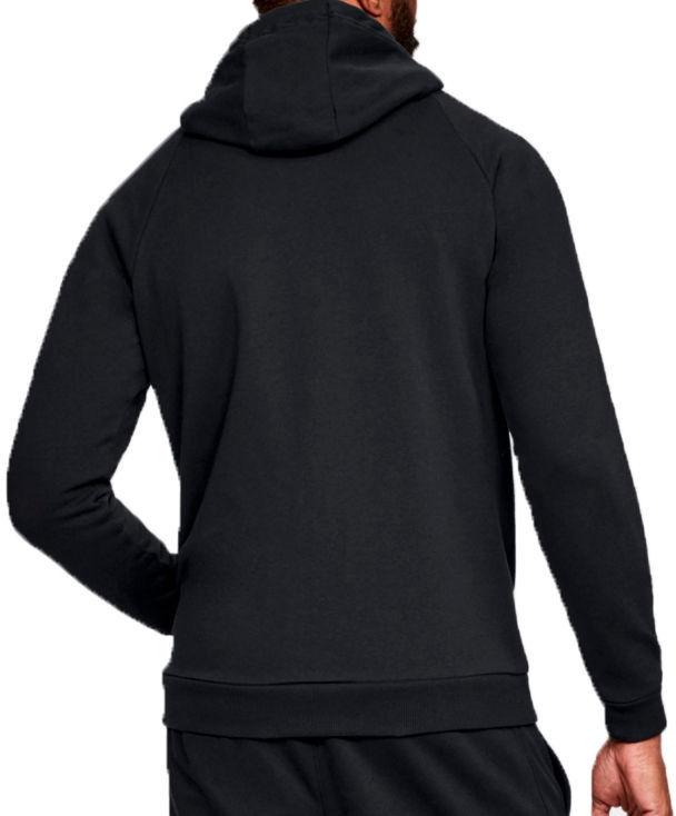 Пиджак Under Armour Rival Fleece Full-Zip Hoodie 1320737-001 Black S