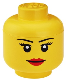 LEGO Girl Storage Head Large 40321724