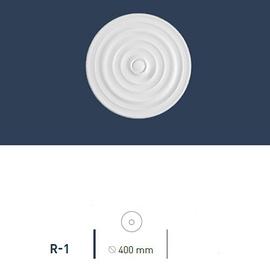 Lubų apdailos elementas R-1 39x400 mm