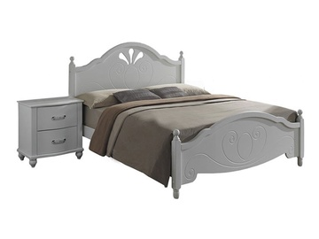 Signal Meble Bed Malta 160x200cm White
