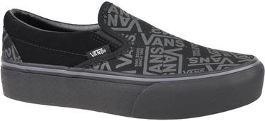 Vans 66 Classic Slip On Platform Shoes VN0A3JEZWW0 Black 36