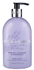 Šķidrās ziepes Baylis & Harding English Lavender & Chamomile, 500 ml