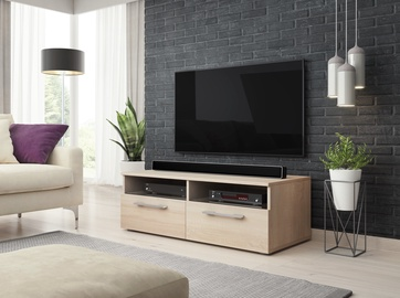 TV galds Vivaldi Meble Bonn, ozola, 1000x460x350 mm