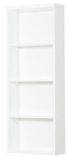 Bodzio Shelf Panama PA07 White