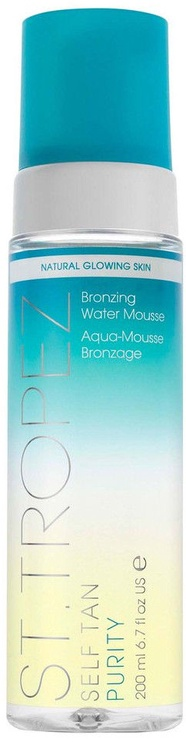 St. Tropez Self Tan Purity Bronzing Water Mousse 200ml