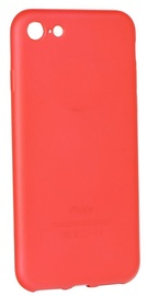 Mocco Ultra Jelly Flash Matte Back Case For Huawei P30 Red