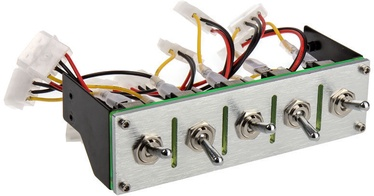 Lamptron Hummer LAMP-FC0071S Military Style Switch Panel