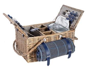 Home4you Apollo Picnic Set For Four 47x32xH25cm