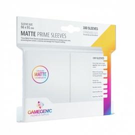 Gamegenic Matte Prime Sleeves 66x91mm White