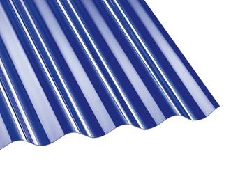 Laineplaat polükarbonaat kirgas Sinus76/18 1,045x2m