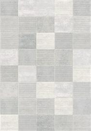 Kilimas Domoletti Argentum 063-0675-4949, pilkas, 150x80 cm