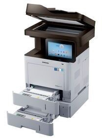 Многофункциональный принтер Samsung ProXpress M4583FX, лазерный