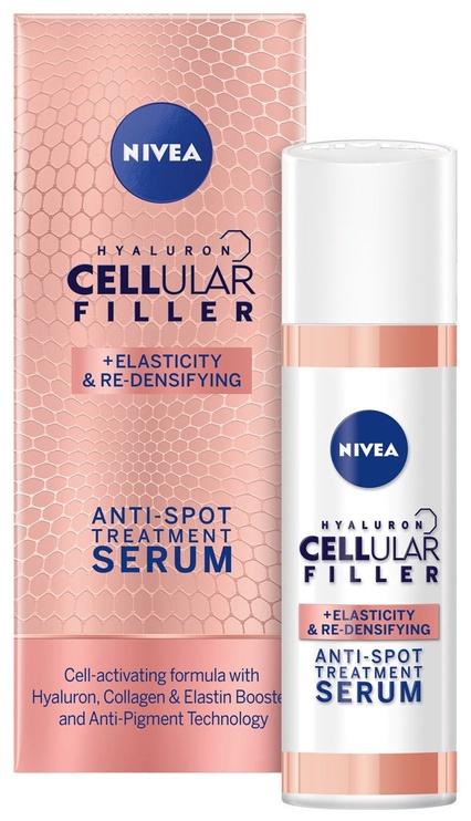 Сыворотка для лица Nivea Cellular Filler Serum, 50 мл