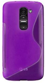 Telone Back Case S-Case for LG D620 Optimus G2 Mini Violet