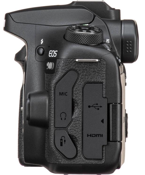 Canon EOS 90D Body Demo Black