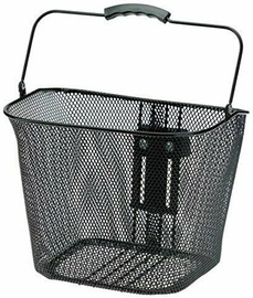 Prophete Bicycle Basket Black 6052