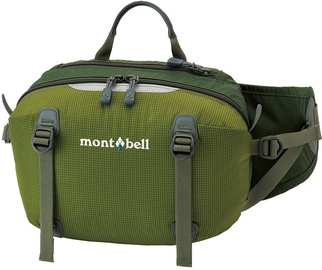 Montbell Trail Lumbar Pack 4 Thyme Green