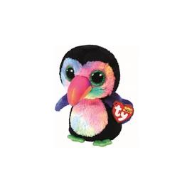 Pliušinis žaislas paukštis Ty Beaks TY37264, 23 cm