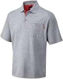 Lee Cooper 011 Polo T-Shirt Grey XL