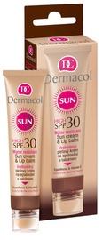 Dermacol Sun Cream&Lip Balm SPF30 30ml