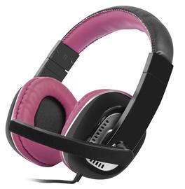 Ausinės Natec Kingfisher Headphones w/Mic Purple