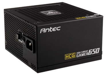 Antec PSU High Current Gamer 80 PLUS Gold HCG650 650W