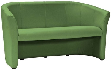 Sofa Signal Meble TM-3 Green, 160 x 60 x 76 cm