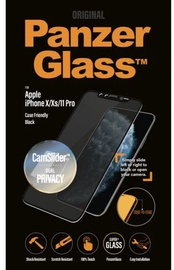 PanzerGlass CamSlider/Dual Privacy Screen Protector For Apple iPhone X/XS/11 Pro Black