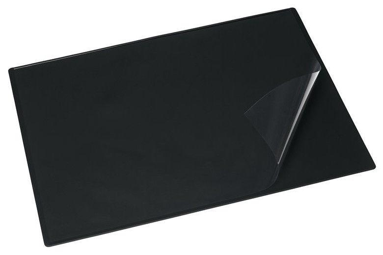 Bantex Desk Pad With Film 49x65cm Black
