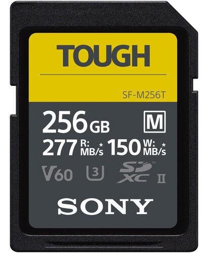 Карта памяти Sony SFM256T.SYM, 256 GB