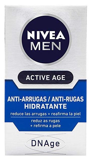 Näokreem Nivea Men Anti Wrinkle Moisturizing Care, 50 ml