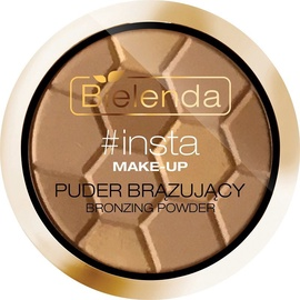 Bronzējošs pulveris Bielenda Insta-Make-Up Highlight & Contour 02, 10 g