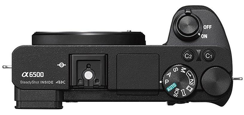 Sony α6500 ILCE-6500 Black